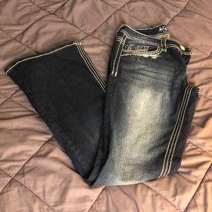 Ariya jeans, barely worn, super comfy!
